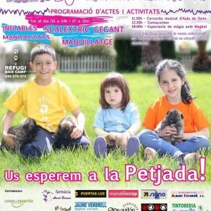 Petjada Solidària 2015