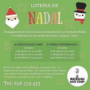 El Pagament De Les Butlletes Premiades De La Loteria De Nadal