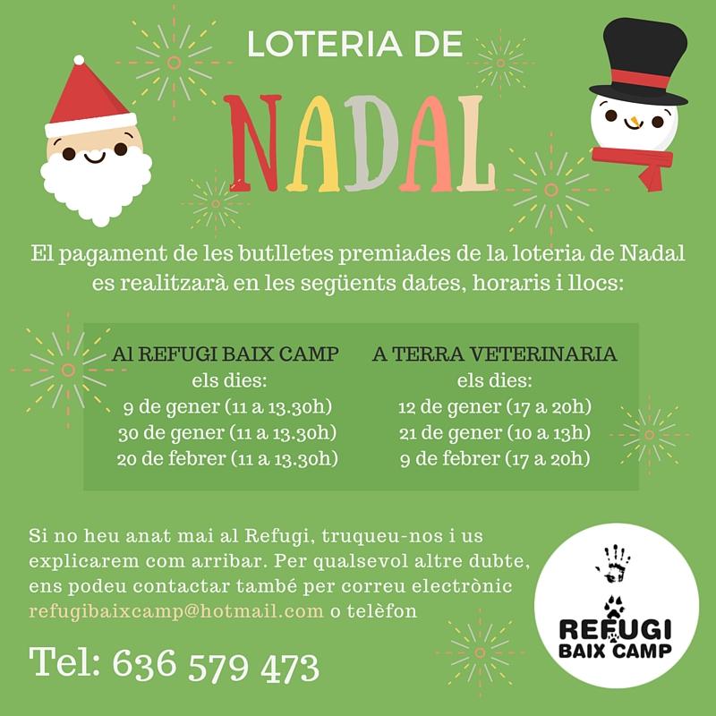 LOTERIA DE NADAL 1