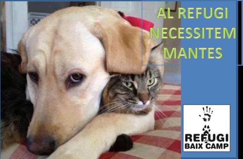 AL REFUGI NECESSITEM MANTES!!!