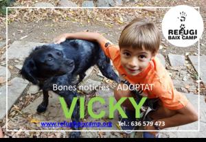 VICKY ADOPTADA